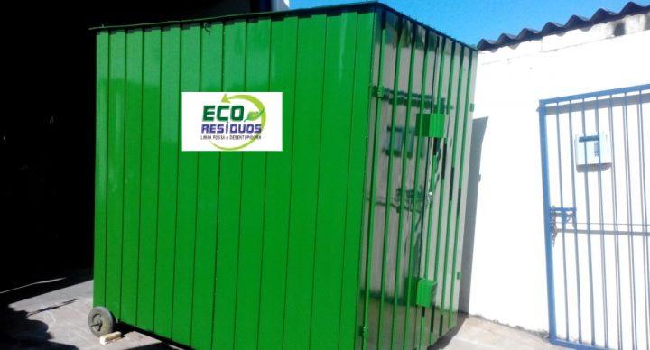 Benefícios do aluguel de container para canteiro de obras